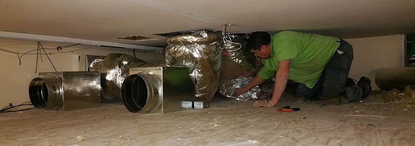 air duct repair manassas, duct repair Virginia, air conditioning repair Fairfax va